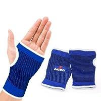 ATB 2 Almohadilla para la palma de la mano Soporte elástico Tendínitis del túnel carpiano Alivio del dolor Nuevo
