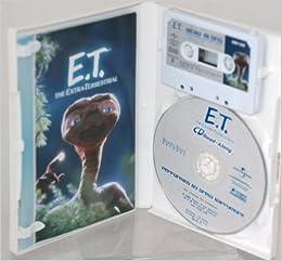 E T  Read-Along CD, Tape & Book: 9781841361123: Amazon com: Books