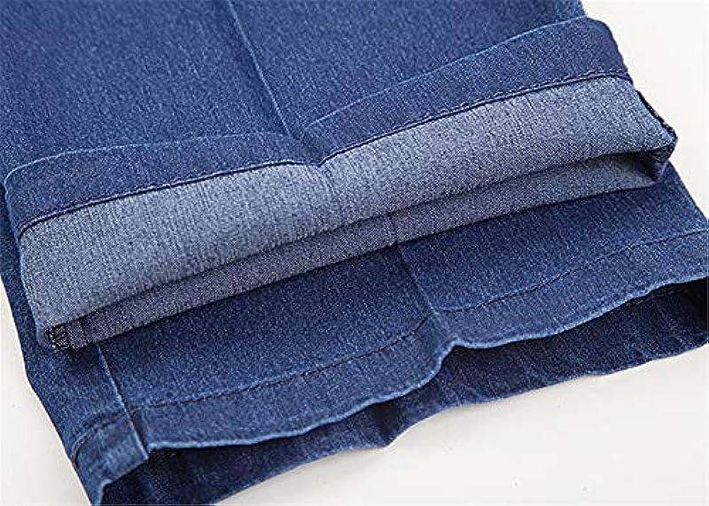Męskie Straight Denim Jeans Herbst Winter Solide Lange Jeans Männlichen Klassischen Stil Denim Jeans,A,31: Garten
