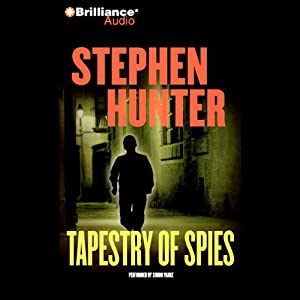 Tapestry of Spies Audiobook