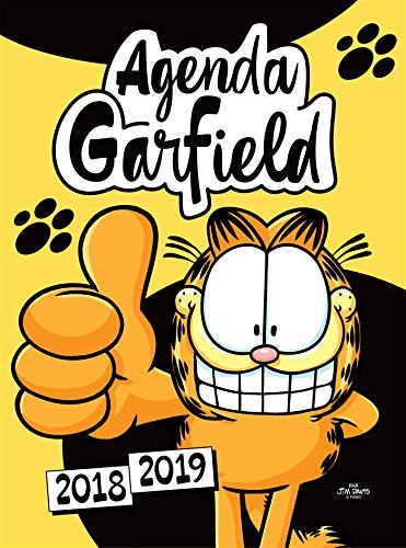 Click for larger image of Agenda Garfield 2018-2019