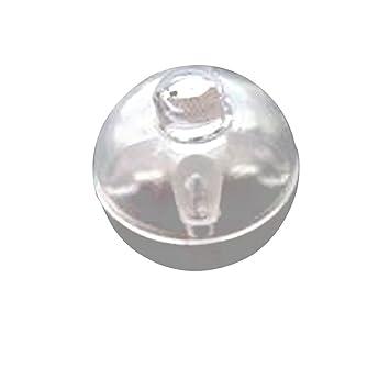 Vert Mariage Noël Soirée BlancS Led Décor Ballon Fête Boule Ampoule Anniversaire Lampe 50pcs Lumineux Atmosphère Mini BCoedx