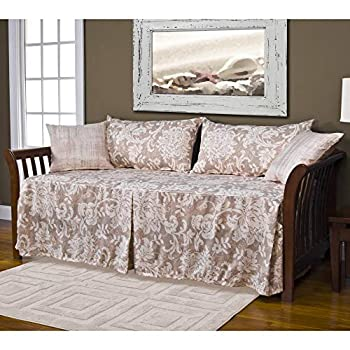 Image of Home and Kitchen SIScovers Renaissance 5-Piece Daybed Ensemble