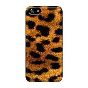 Case Cover Jaguar Fur/ Fashionable Case For Iphone 5/5s