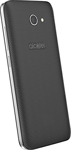 Alcatel A30 GSM Unlocked Smartphone (AT&T/T-Mobile) - 5'' HD Display, 16 GB, 5MP Selfie Camera, and Android 7.0 Nougat [Black] by Alcatel (Image #3)