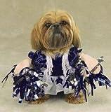 Zack & Zoey - Halloween Cheerleader Dog Costume - Size: Extra Large