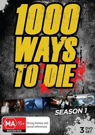 Amazon 1000 Ways To Die Season 1