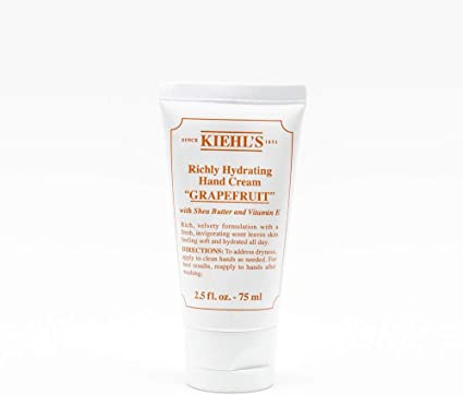 Details about Kiehl's Richly Hydrating Hand Cream GRAPEFRUIT Limited Disney Edition 2.5 oz NEW