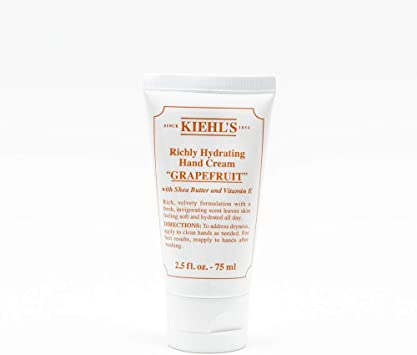 Richly Hydrating Hand Cream Grapefruit, 2.5 oz.