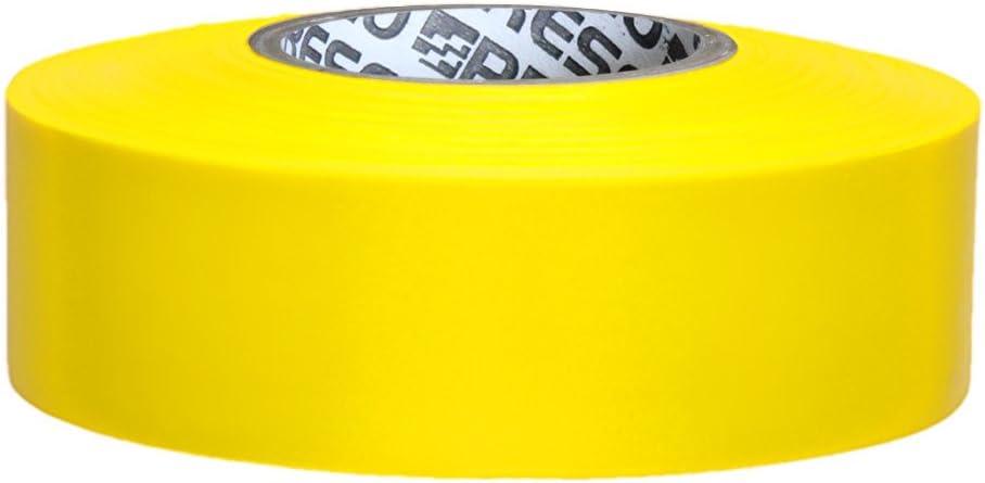 "NEW Roll Fluorescent Orange Flagging Tape 1-3//16/"" x 150/' Trail Marking 1"