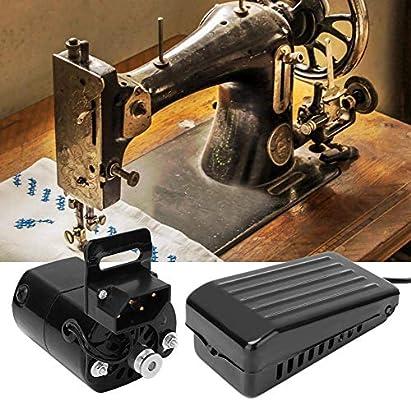 180W Máquina de Coser Motor Pedal de Coser Variable Controlador de ...