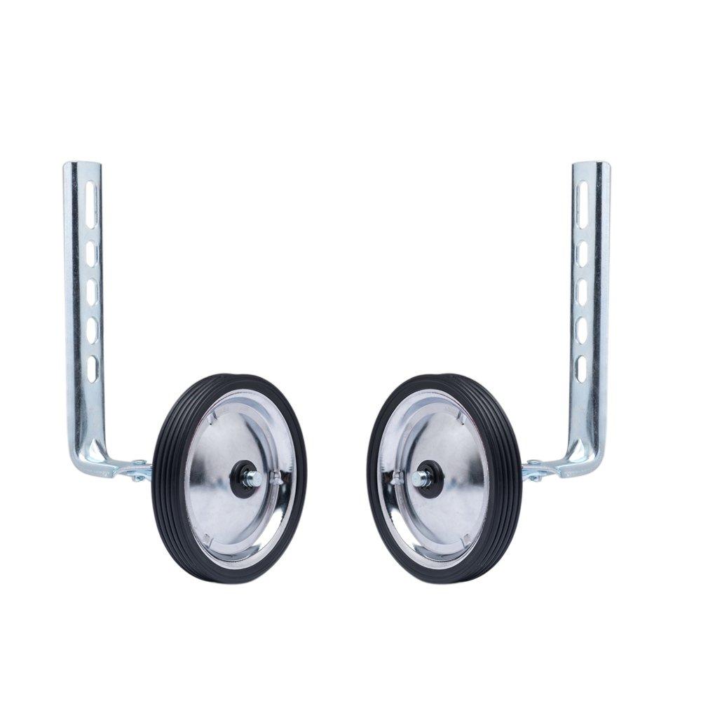 Alwd Training Wheels for 12 14 16 18 20Inch Bicycle,Kids Bike Stabilizer(STEEL)