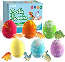 Bubble Bath Bombs,HOVNEE Natural Fizzies Gift Set, Perfect for Bubble & Spa Bath. Fizzy Spa to Moisturize Dry Skin,...