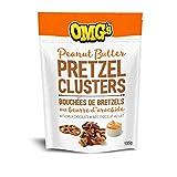 OMG's Peanut Butter Pretzel Clusters, 135g