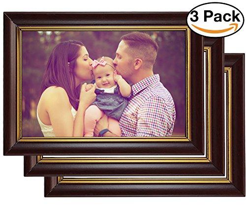 bogo Brands Glass Picture Frames
