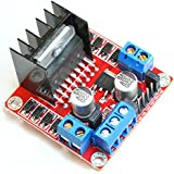 REES52 DC Driver Controller Stepper Motor for Arduino PIC, Dual H Bridge DC Motor Driver