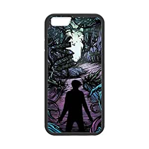 iPhone 6 4.7 Inch Cell Phone Case Black Rock Band ADTR A Day To Remember RSZ Phone Case Unique Personalized