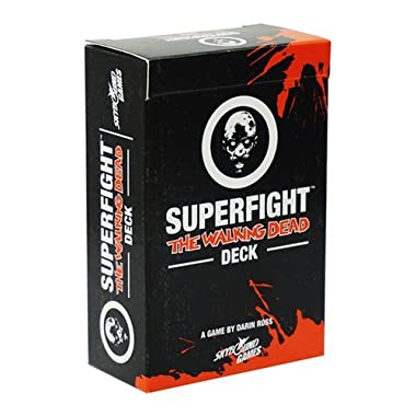 SUPERFIGHT: The Walking Dead Card Deck