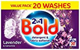 Bold Lavender and Camomile Laundry Detergent 20 Tablets (Pack of 4)