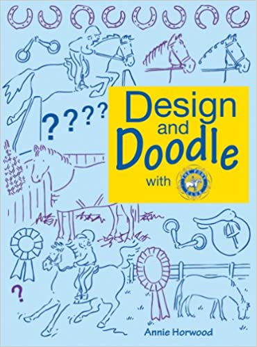 Buy Design Doodle With The Pony Club Book Online At Low Prices In India