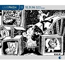 Live Phish 15: 10.31.96 - The Omni, Atlanta, Georgia