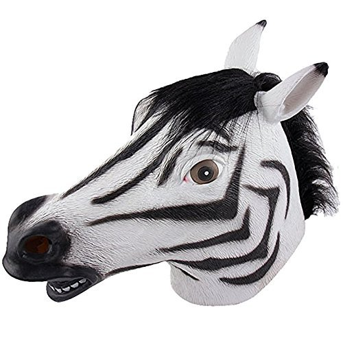 Oalas Mask Collection (Zebra) -
