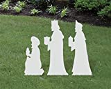 Front Yard Originals Medium Three Kings ADD-ON Set