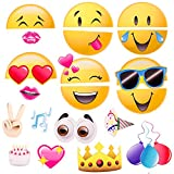 Emoji-Icon-Smiley-Face-Photo-Booth-Prop-Party-Kit-20-Pack