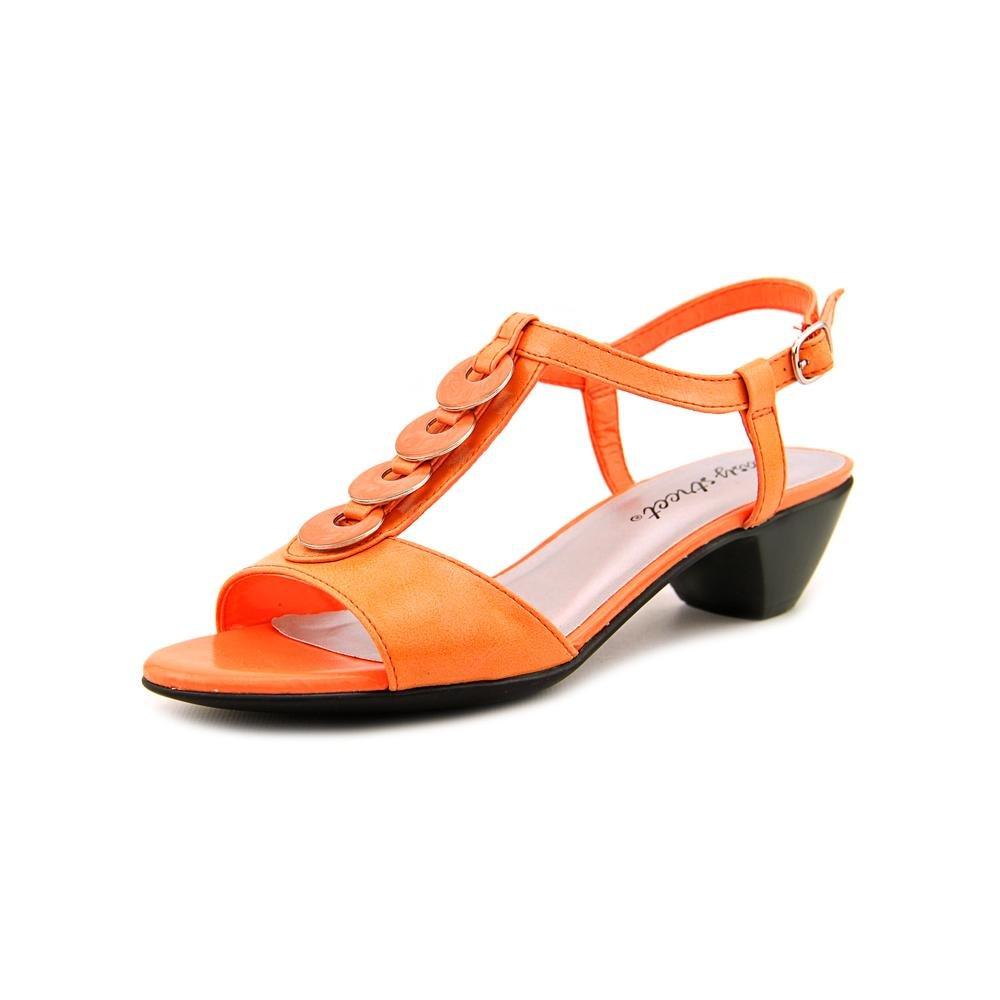424cb6e1b75 Easy Street Women's, Gidget Low Heel Sandal