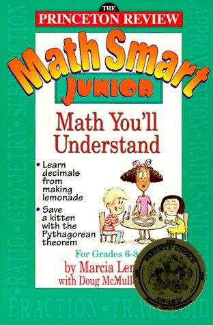 Math Smart Junior: Grade School Math Made Easy