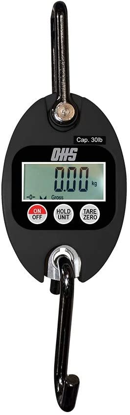 Optima Scale HT-60 ABS 60lb Hanging