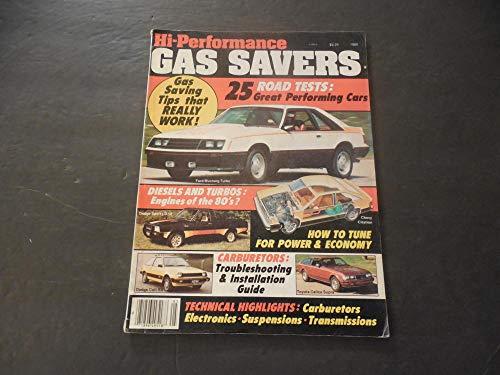 - Hi Performance Gas Savers 1980 Diesels, Turbos; Carburetors; Electronics