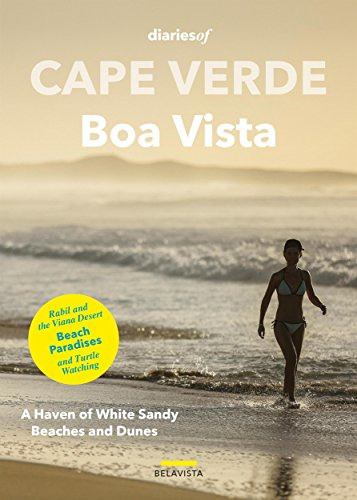 Cape Verde - Boa Vista: A Haven of White Sandy Beaches and Dunes