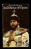 In Defence of Opera, Hamish Swanston, 0140220054