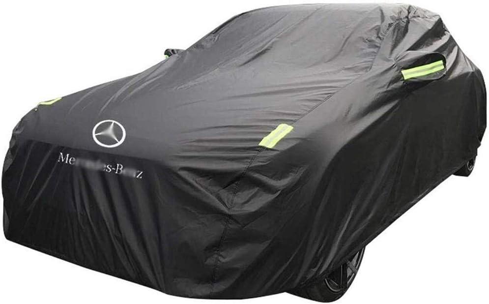 Built-in Lint Sonnenschutz Regen-Abdeckung Auto-Cloth Car Cover ZLC Car-Cover Kompatibel Mit Mercedes Benz B200 Car Cover Car Kleidung Thick Oxford Cloth