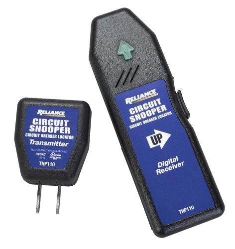 Reliance Controls Corporation THP110 Circuit Snooper Circ...