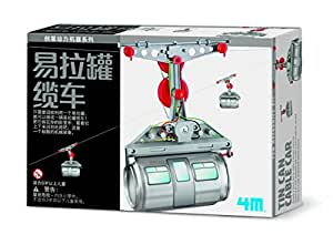 4M - Tin Can Cable Car (004M3358)