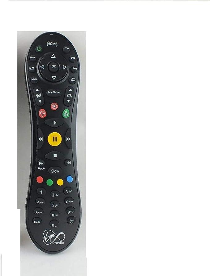 Mando a Distancia TiVo de la Marca Virgin Media: Amazon.es: Electrónica