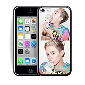 Hot Singer Star Miley Cyrus Best Durable Phone Case Cover for iPhone 5C