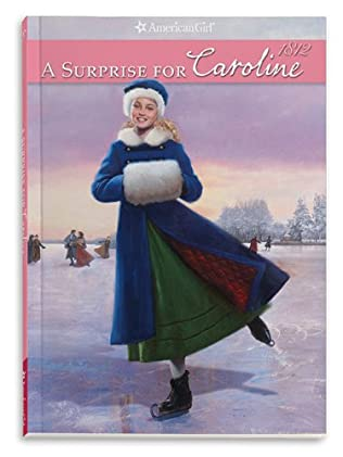 book cover of A Surprise for Caroline