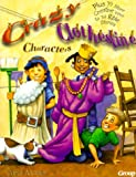 Crazy Clothesline Characters, Carol Mader, 0764421409