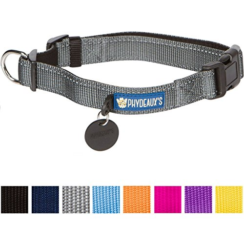 Phydeauxs Strong Collar Reflective Colors