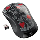 Logitech Wireless Mouse M310 Dark Aces (910-002087)