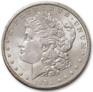 1902 O Morgan Dollar $1 Uncirculated