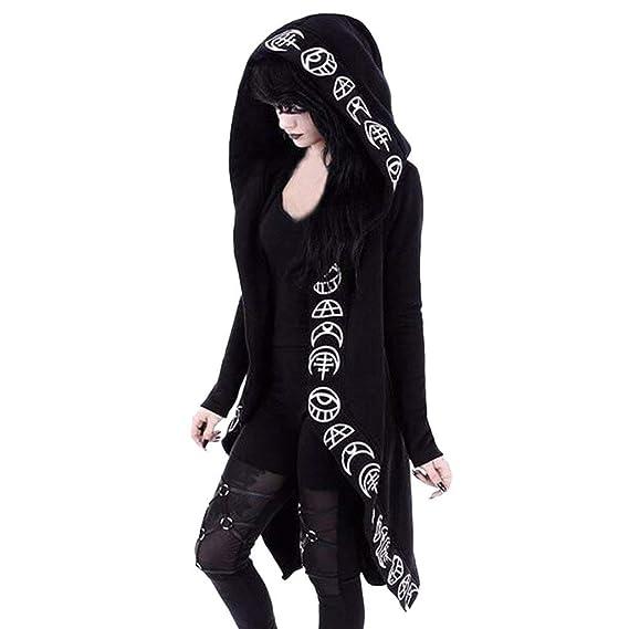 Manteau gothique femme taille 50