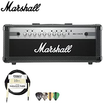 marshall mg100hcfx kit 1 100w guitar amp head kit musical instruments. Black Bedroom Furniture Sets. Home Design Ideas