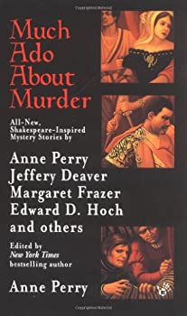 Much Ado About Murder 0425186504 Book Cover