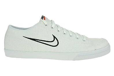 NIKE Capri Canvas Sneaker Lifestyle weiß Schuhe: