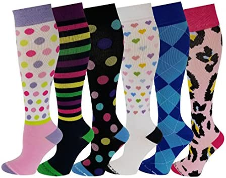 Pairs Travelers Anti Fatigue Graduated Compression product image