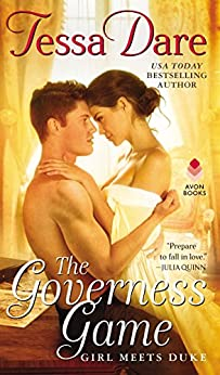 The Governess Game: Girl Meets Duke by [Dare, Tessa]